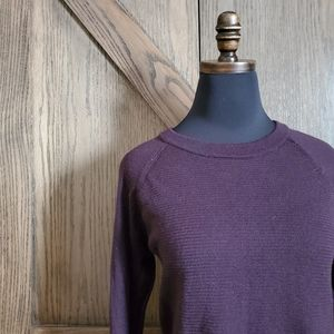 Lululemon Maroon Sweater